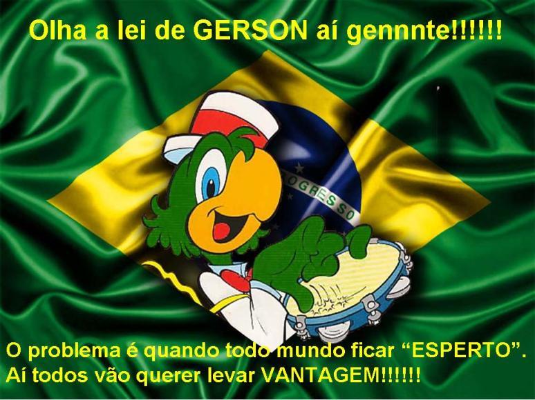 Lei de Gerson