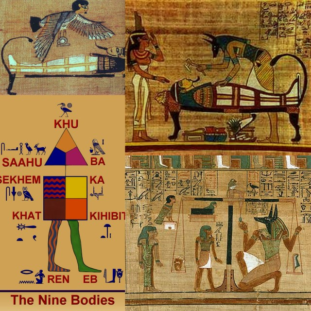 5. Mitologia egipcia
