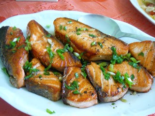 Salmão c arroz basmati e legumes ao curry (3)