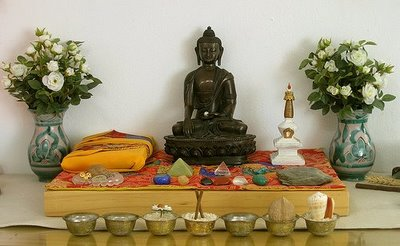 altar-tibetano