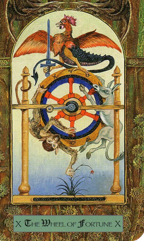 Resultado de imagem para a roda da fortuna